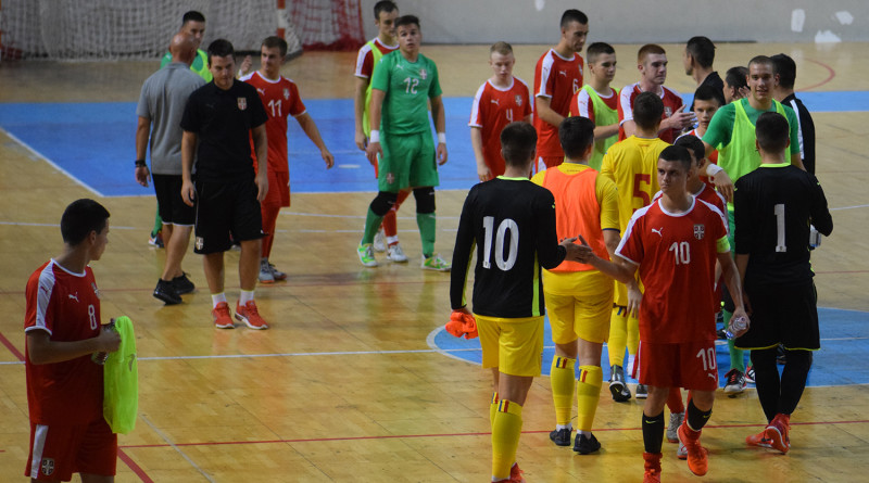 FUTSAL: Srbija bolji od Rumunije