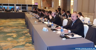 VESTI IZ KINE: Potpisan sporazum o gradnji fabrike automobilskih guma kod Zrenjanina