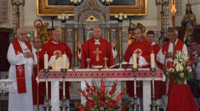 Az egyházmegye védőszentjének ünnepe