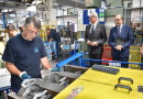 "ZVANIČNO OTVOREN OGRANAK ITALIJANSKE FIRME U HALI BIVŠEG ""MINELA"": Proizvode delove za ""Ferari"", ""Mercedes"", ""Volksvagen"""