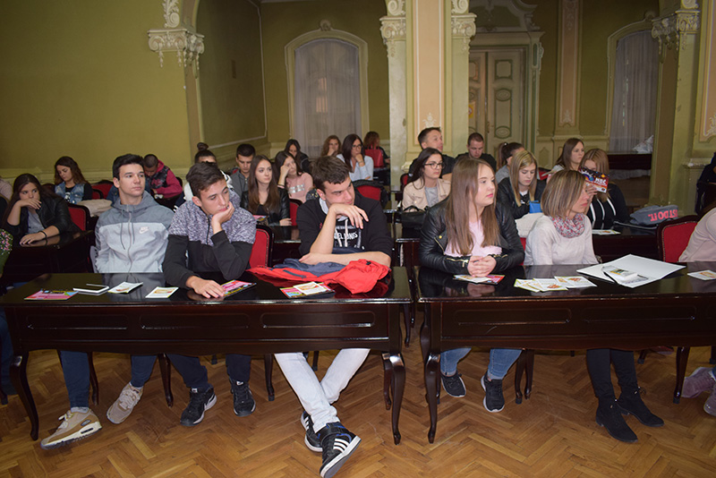 predavanja u baroknoj sali