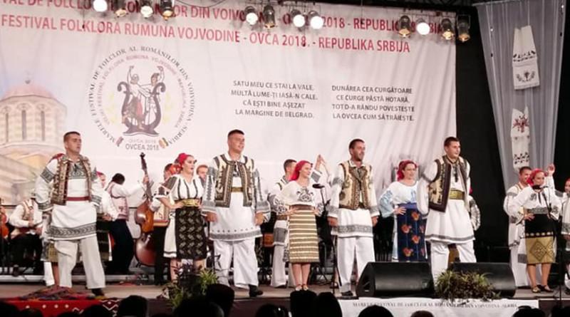 Ediţia a 58-a a Marelui Festival de Folclor al Românilor din Voivodina