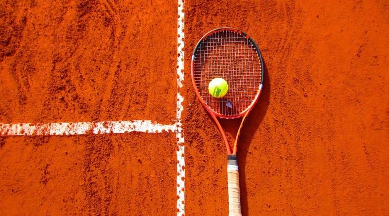 tenis ilustracija