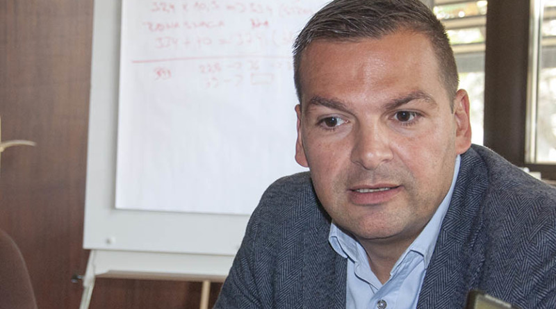 """ANDREJ BESLAĆ, DIREKTOR """"MLEKOPRODUKTA"""" O PLANOVIMA KOMPANIJE"""