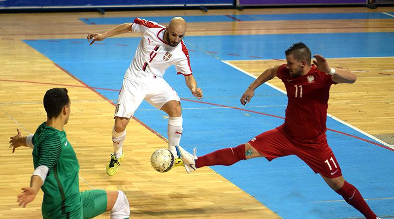FUTSAL: I druga pobeda Srbije