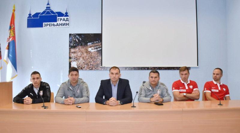 NAJBOLJI SRPSKI IGRAČI FUTSALA U ZRENJANINU: Sutra protiv Poljske