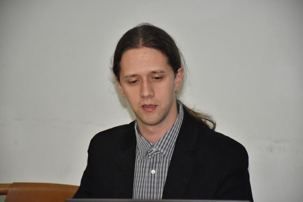Srpski Narodni odbor predavac Dimitrije MIHAJLOVIC