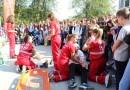 """OŠ """"DOSITEJ OBRADOVIĆ"""": Saradnja sa Crvenim krstom i Vatrogasno-spasilačkim bataljonom"""