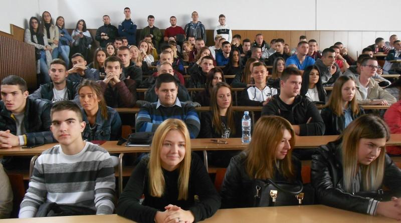 """TEHNIČKI FAKULTET """"MIHAJLO PUPIN"""": Prijem za novu generaciju studenata"""
