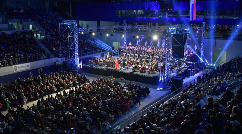 JOŠ JEDAN KONCERT ZA PAMĆENJE: Nastup Zrenjaninske filharmonije uz opersku divu Jadranku Jovanović i Boru Dugića