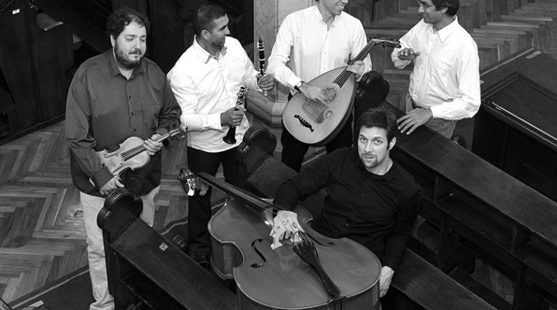 KONCERT U POZORIŠTU: Uživanje u jevrejskoj muzici