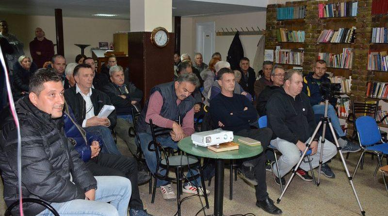 TRIBINA ZRENJANINSKOG SOCIJALNOG FORUMA: Destileriju u Lukićevu podvrgnuti ozbiljnijem ekološkom monitoringu