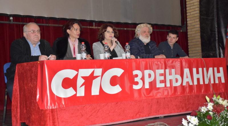 IZBORNA KONFERENCIJA GRADSKE ORGANIZACIJE SPS: Za predsednika Partije predložen Ivica Dačić