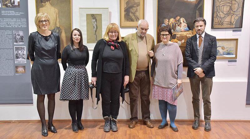 NAKON PREMIJERE U ZRENJANINU: Izložba o Vasi Pomorišcu gostuje u Beogradu