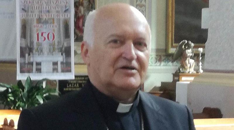 Dr. Német lászló SVD nagybecskereki megyéspüspök Karácsonyi üzenete