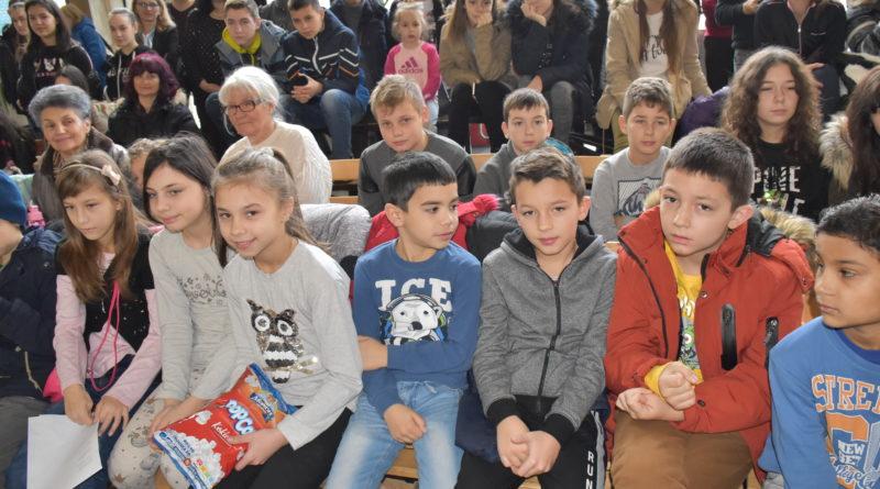 """OŠ """"ŽARKO ZRENJANIN"""": Veselo i poučno za Dan škole"""