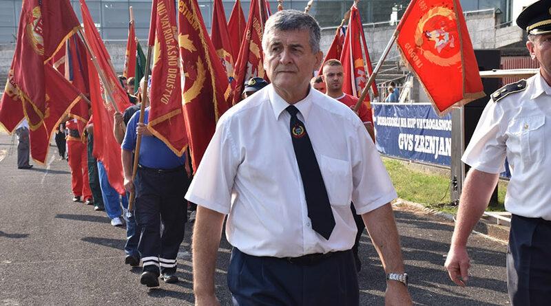 """DRAGAN JAJIĆ, DIREKTOR """"VATROINŽENJERINGA"""" O PROPISIMA I VATROGASNOJ KULTURI"""