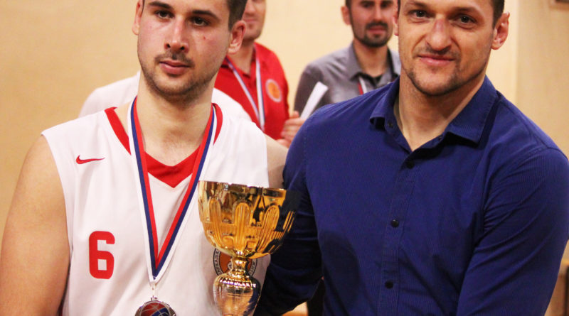 Igor Rakocevic i Boris Krstanovic
