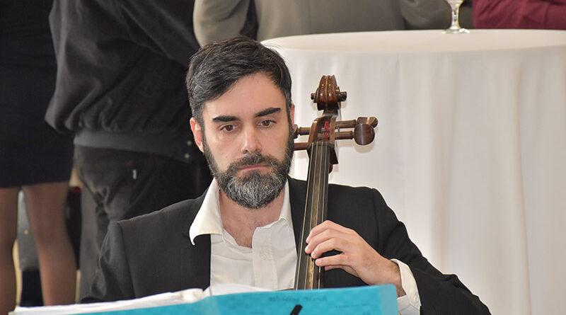 Naš umetnik predstavio se baroknom muzikom Beogradskoj publici