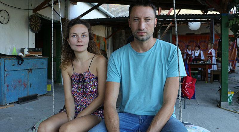 MARIJA KRSTIĆ I DARKO STOJKOV IZ BEOGRADA SU SE PRESELILI U BANATSKU DUBICU