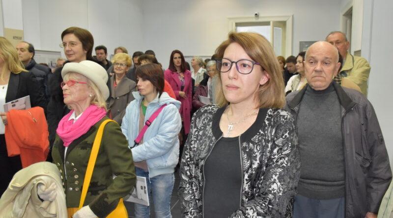 FOTO-GALERIJA: Otvorena izložba posvećena Vukosavi Vukici Popović