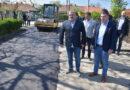 POČELA GRAĐEVINSKA SEZONA U ZRENjANINU – na redu su asfaltiranje ulica i sanacija stadiona
