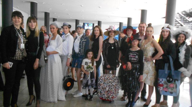 VISOKA TEHNIČKA ŠKOLA: Cirkularna moda predstavljena u amfiteatru