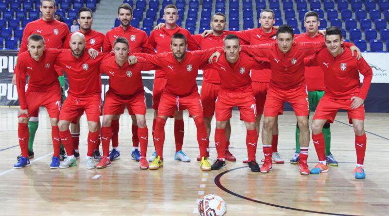 PRIJATELJSKA FUTSAL UTAKMICA: Srbija u poražena od Azerbejdžana