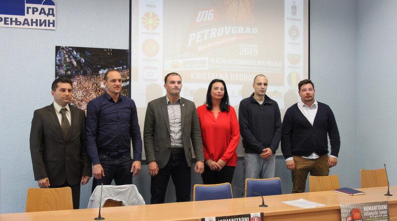 """NAJAVLJEN TURNIR """"PETROVGRAD KUP 2019"""": Grad je spreman za košarkaški spektakl"""