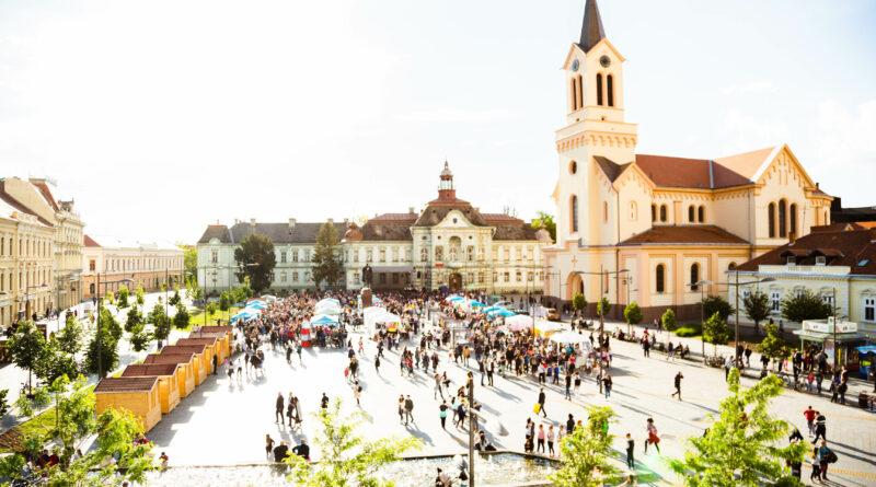 MANIFESTACIJA EVROPSKO SELO 2019: Zrenjanin prestonica Evrope
