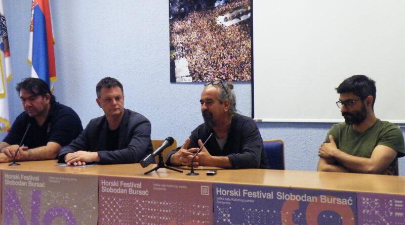 "ŠESTI FESTIVAL ""SLOBODAN BURSAĆ"": Horovi iz zemlje i inostranstva u gradu horova"