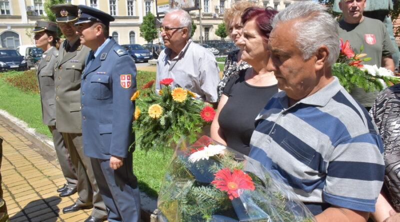 OBELEŽEN VIDOVDAN: Zrenjanin se seća palih boraca