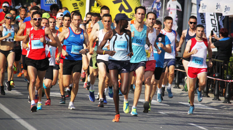 """""""TRKA PRIJATELJSTVA"""" U KULI: Uspeh mlade atletičarke iz """"AS 023"""""""