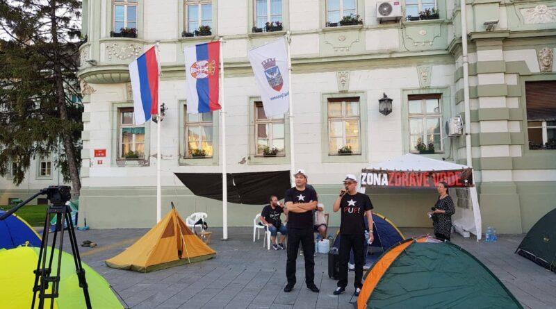 """PUF ORGANIZOVAO MANIFESTACJU: Prvi """"Dani zrenjaninske vode"""""""