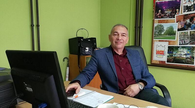 """ZORAN LjUBOTINA, DIREKTOR TURISTIČKE ORGANIZACIJE ZRENjANINA, o """"DANIMA PIVA"""""""