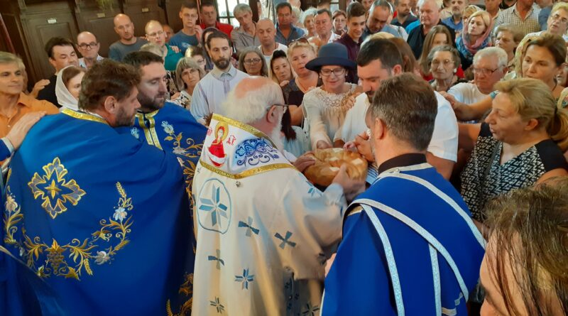 USPENJE PRESVETE BOGORODICE: Slava Grada Zrenjanina i sabornog hrama