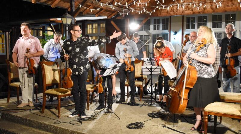 ZRENJANINSKI KAMERNI ORKESTAR: Muzičko veče u Ečki