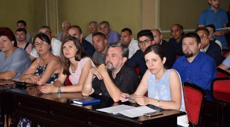 """SKUPŠTINA GRADA ZRENJANINA ODLUČILA: Distributivna mreža na teritoriji grada predaje se """"Srbijagasu"""""""