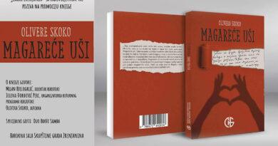SUTRA U BAROKNOJ SALI GRADSKE KUĆE: Promocija knjige Olivere Skoko
