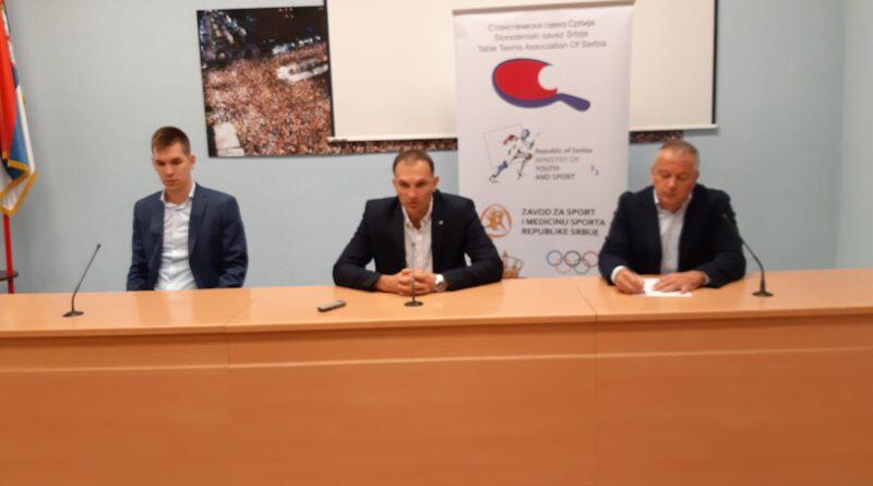 SVETSKI KUP U STONOM TENISU: Najbolji kadeti i juniori u Zrenjaninu