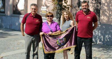 JUBILEJ: Zrenjaninske rezervne staresine na centralnoj proslavi