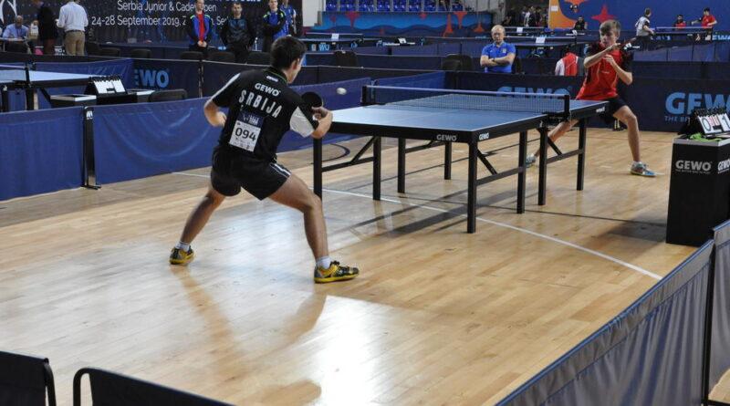 STONI TENIS U ZRENJANINU – Svetski kup u kadetskom i juniorskom uzrastu