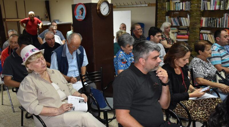 """O VODI U KLUBU """"DOSITEJ"""": Građanski preokret podneo krivičnu prijavu"""