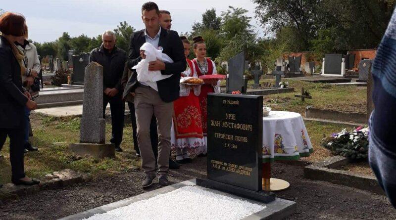 ALEKSANDROVO: Obnovljen spomenik vojniku Crvene Armije