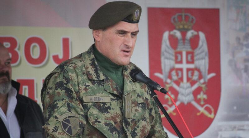 ZBOR ZA MATURANTE KOMANDE ZA RAZVOJ BANATSKE BRIGADE: Mogućnosti vojničkog poziva