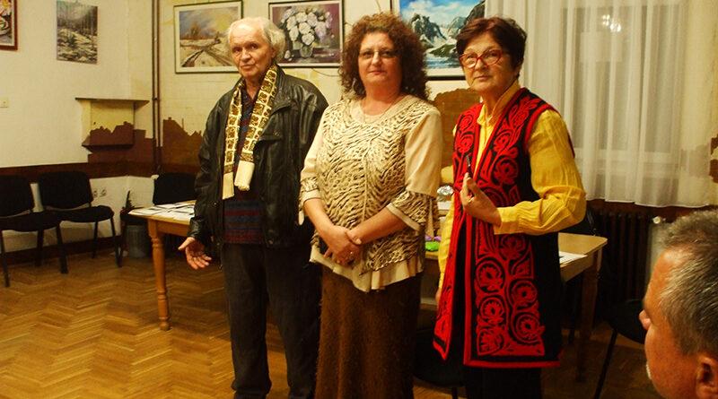 NAGYBECSKEREKI PETŐFI Magyar Művelődési Egyesület nagytermében