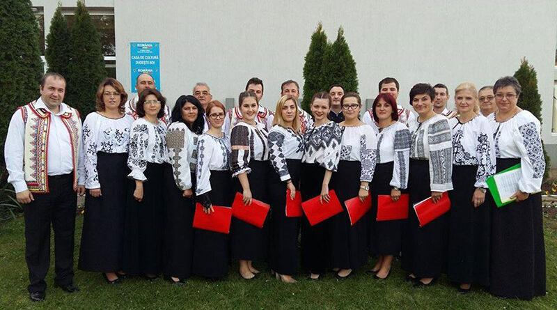 """Corul mixt al Asociației pentru Artă și Cultură Românească """"Vichentie Petrovici-Bocăluț"""""""