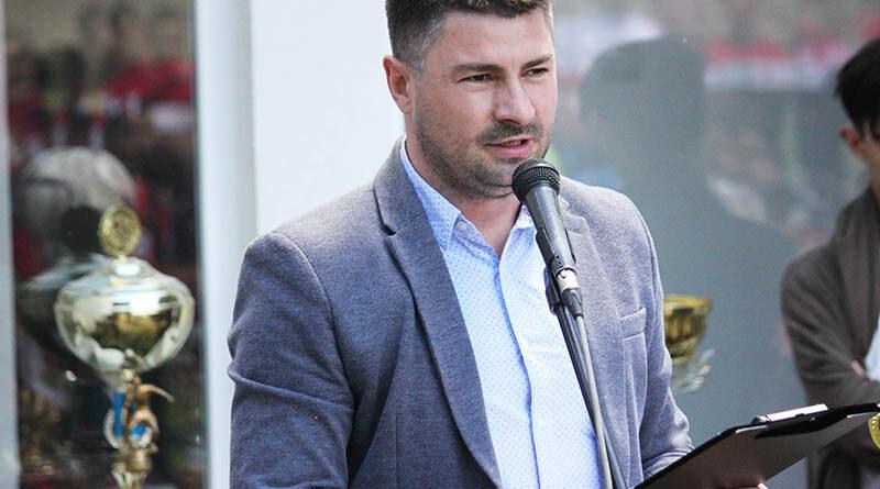 DARKO TOŠIĆ O REZULTATIMA I PLANOVIMA FK RADNIČKi ZRENjANIN