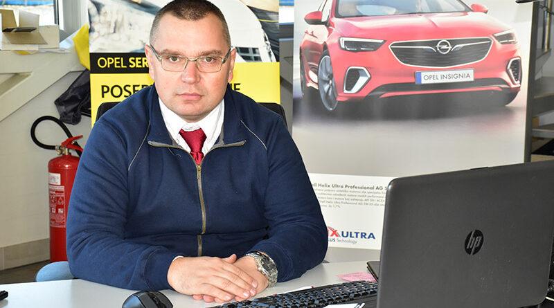 "FJODOR ĆIRIĆ, DIREKTOR PRODAJE AUTOMOBILA ""ĆIRKOM"" DOO"