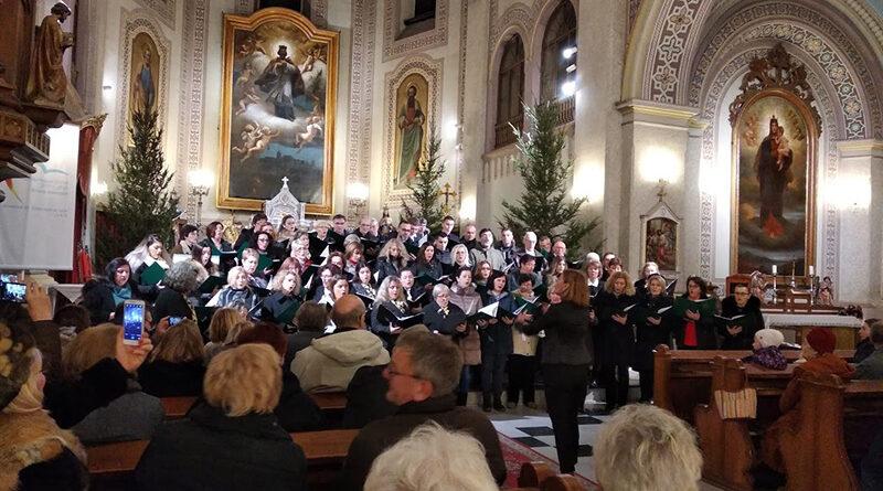 A kórusok világnapja és a karácsonyi ünnepek alkalmából